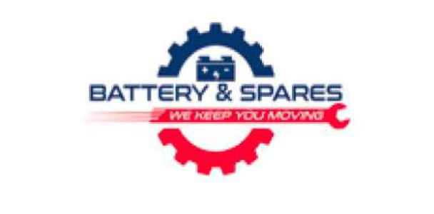 battery and spares
